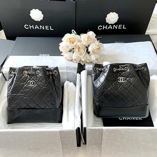 กระเป๋า chanel drawstring